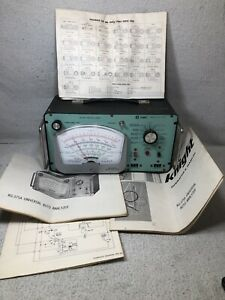 Knight Model Kg 375 A Universal Auto Car Analyzer Tester With Original Paperwork
