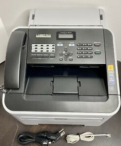 Brother Intellifax 2840 All in one Printer Fax Machine Used