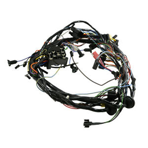 Main Dash Wiring Harness 1971 72 Ford Bronco D2bz 14401 A