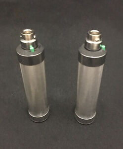 Welch Allyn Ophthalmoscope otoscope Handle Ref 71670 3 5 V