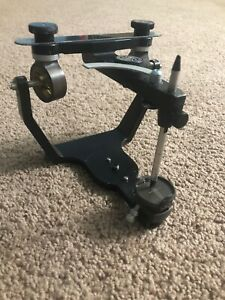 Hanau Wide Vue Articulator With Denar Facebow And Facebow Transfer Jig