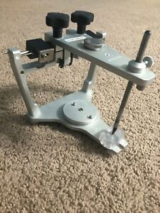 Whipmix 3000 Articulator With Denar Facebow And Facebow Translation Jig