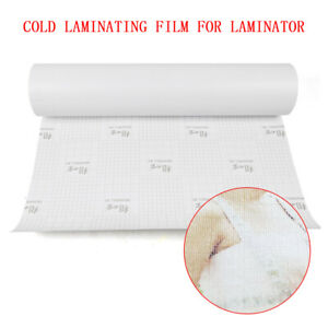 Usa Roll Cold Laminating Film Roll Lamination Film Laminate Posters Maps