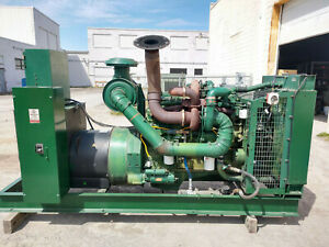 350kw 480v 277v 240v 120v 380v Turbo Diesel Generator Load Tested 300kw 325kw 11