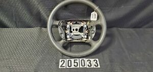 2003 2004 Ford Mustang Cobra Svt Leather Wrapped Steering Wheel 205033