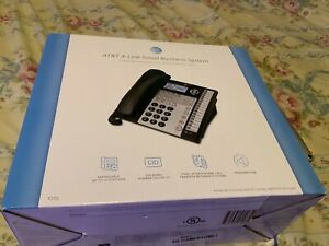 At t 4 line Small Business System 1080 Phone