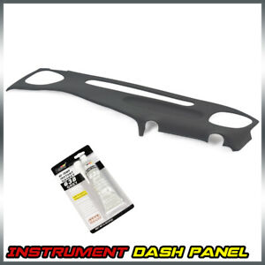 Abs Front Dash Board Cover Cap For 1999 2002 Chevy S 10 S 15 Blazer Gmc Pickup