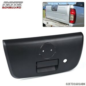 Outside Black Tailgate Handle 906069z400 Ni1915102 For 2001 2004 Nissan Frontier