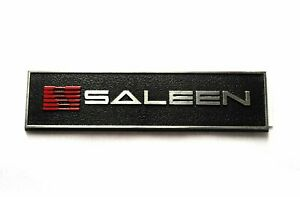 2005 2009 Saleen Ford Mustang Grille Badge Fits S281 S302 Body Kit Grille Only