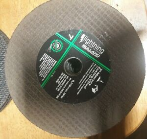 Bullard Metal Cutting Wheels 7 Grinder Disc lot Of 29