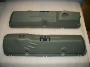 63 68 Ford Galaxie Thunderbird Fe 352 390 406 427 428 Valve Covers Original