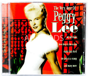 Peggy Lee The Very Best Of Peggy Lee DISC EXCELLENT MUSIC ALBUM CD AU $18.45