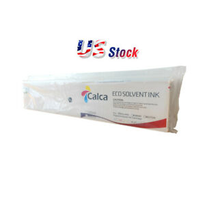 Usa Calca Compatible 440ml Roland Eco sol Max Ink Cartridge Y M C K 4pcs