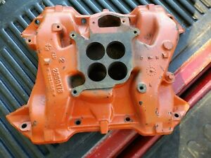 1968 Plymouth Dodge B body Intake Manifold 383 440 4bbl Car