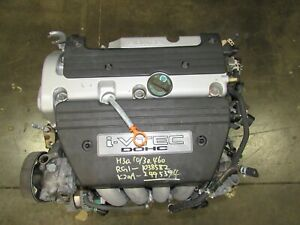 Jdm Honda K20a Engine 2006 2011 Civic Si 2 0l I Vtec Rbc Head K20z3 Replacement