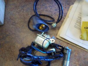 Vintage 1950 1960 Gm Oldsmobile 983095 Guide Matic Headlamp Accessory
