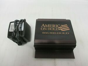 America On Hold Music On Hold Device W Power Adapter