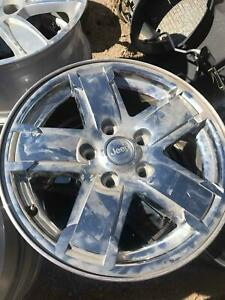 Jeep Grand Cherokee Jeep Wheel 2005 2006 2007