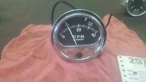 Sun Tachometer Rc 40 Without Transmitter Misc 66
