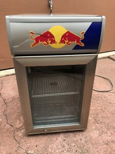Red Bull Mini Refrigerator Baby Cooler Bc 1 Man Cave Bar Beer Cooler
