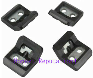 4pcs Coats Tire Changer Machine Inner Metal Jaw Clamps Protector Nylon Parts