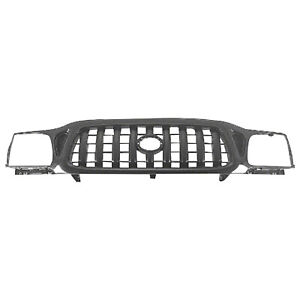 Front Grille Fits 2001 2004 Toyota Tacoma 2wd 104 58977b