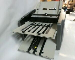 Martin Yale 1217a Automatic Autofolder Paper Letter Feed Folding Machine