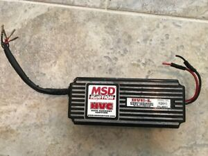 Ignition Control Module Msd 6631