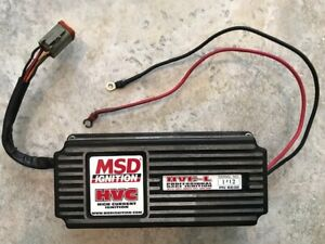 Msd 6632 Ignition Module