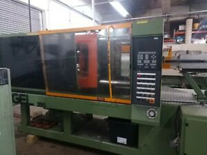 Plastic Manufacturing Injection Molding Machine Time Available 75 375 Tons