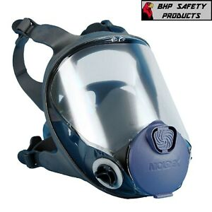 Moldex 9002 Series Full Face Mask Air Respirator Size Medium Ultra lightweight