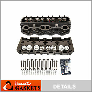 Complete Cylinder Head Head Bolts Fit 96 02 Gmc Cadillac Chevrolet 5 7 Vortec