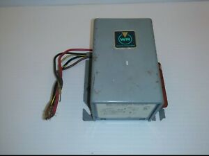 White Rodgers Type 8a05a 1 Relay transformer 120vac Enclosed