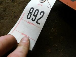 Allis Chalmers 170 Tractor Front Side Panel Right 892