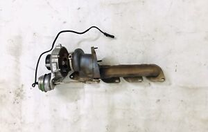 2014 Mercedes Gl550 X166 M 278 Right Engine Turbo Charger Oem