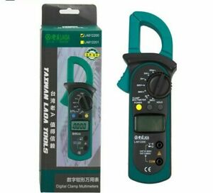 Electrical Tester Digital Clamp Multimeter Ammeter Voltmeter Potable Multimetro