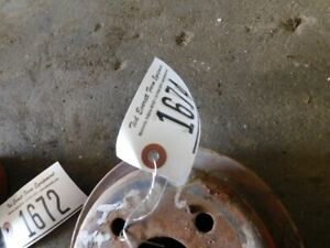 Allis Chalmers 200 Tractor Double Pulley For Fan 1674