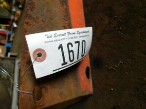 Allis Chalmers 200 Tractor Left Hand Front Panel 1670