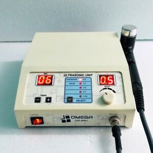 New Brand Advanced 1mhz Ultrasound Therapy Equipment Machine Therapy Compact