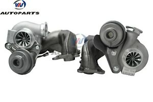 Upgraded Td04 19t Billet Twin Turbochargers For Bmw 335i Is Ix 3 0l With N54