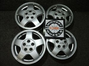 1991 1992 1993 Acura Nsx Wheels Factory Oe Orig 15x6 5 16x8 Front Rear Stagger