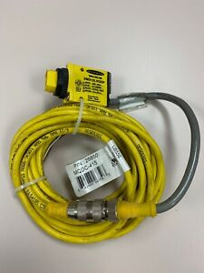 Banner Sm312lvqdp Mini beam Photoelectric Sensor 24 240vac