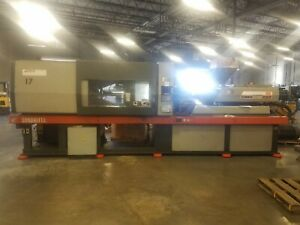Injection Molding Machine Sandretto Mdl 790 225