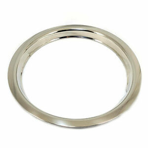 Excalibur 2 Lip 71 3000 15t Rim Trim Ring Chrome For 15 Wheels