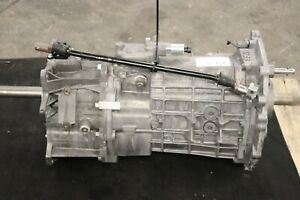 2017 Chevrolet Corvette Z06 Lt4 6 2l Oem 6 Speed Manual Transmission 6k 1233