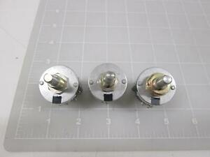 Lot Of 3 Grayhill 44ua30 02 1 12n f Rotary Switches T63264