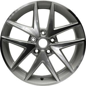 Brand New 17 Alloy Wheel Rim For 2010 2011 2012 Ford Fusion Machined Finish