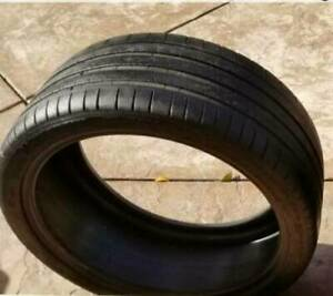 Michelin Pilot Super Sport Zp 245 35 19 No Repairs Or Patches 245 35 19