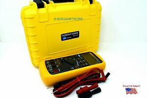 Fluke 787 Process Meter With Case water And Shock Proof