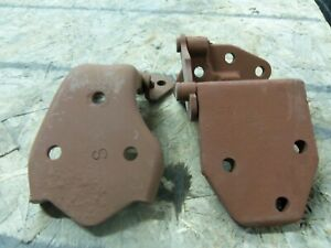 Fairlane Comet Falcon Door Hinges Rh Side Used